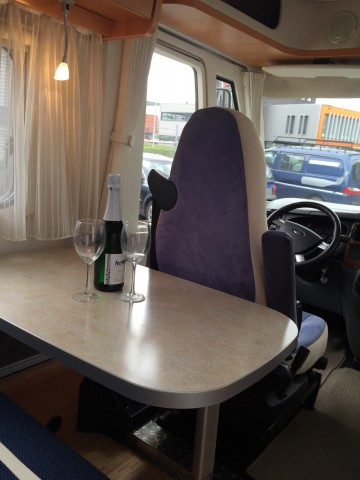 HYMER Exsis EX522 Camper Occasion Online, 7575 AT Oldenzaal