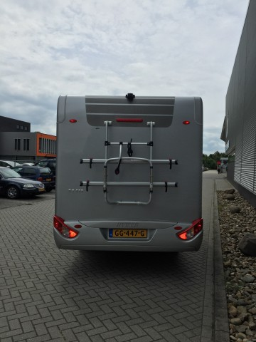 HYMER Exsis EX522 City Campers, 7575 AT Oldenzaal