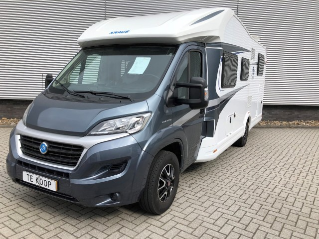 KNAUS Sky Wave 700MEG City Campers, 7575 AT Oldenzaal