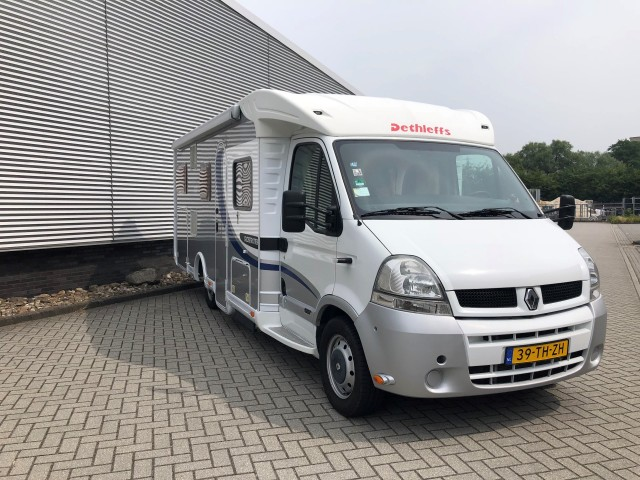 DETHLEFFS Globetrotter Esprit RT Esprit RT Camper Occasion Online, 7575 AT Oldenzaal