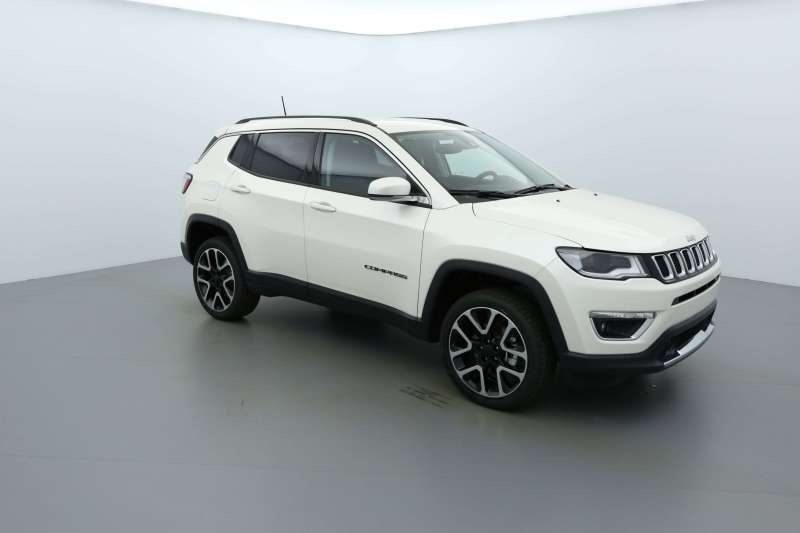 JEEP COMPASS 2.0 I MultiJet II 140 ch Active Drive BVM6 Limited Autosoft BV, Enschede