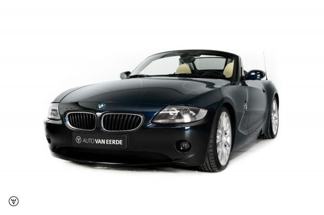 BMW Z4 Z4 Roadster 2.5i Individual Maritiem, Auto Van Eerde, Apeldoorn