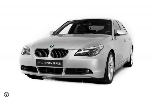 BMW 5-SERIE 525i Automaat, Auto Van Eerde, Apeldoorn