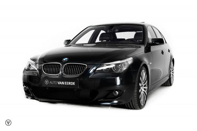 BMW 5-SERIE 540i Automaat M-sport, Auto Van Eerde, Apeldoorn