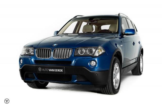 BMW X3 X3 2.5si Automaat, Auto Van Eerde, Apeldoorn