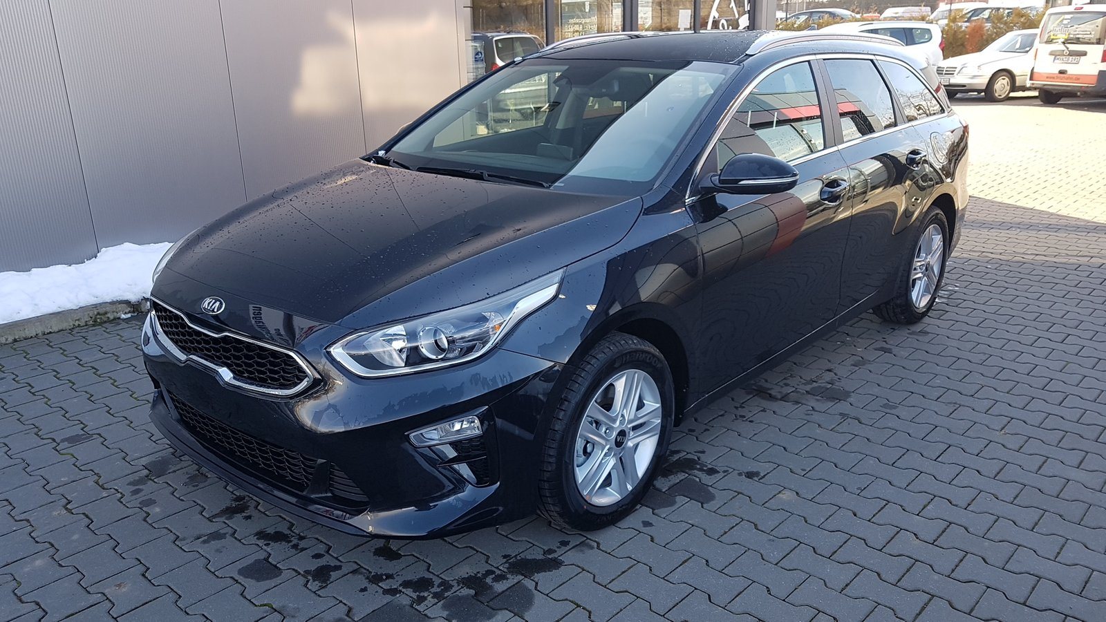 KIA CEED cee'd SW 1.4 N. MODELL*EXCLUSIVE*NAVI*6d TEMP* Autosoft BV, Enschede
