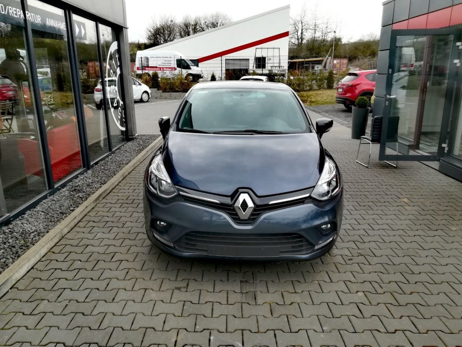 RENAULT CLIO IV TCe 90 Limited Autosoft BV, Enschede