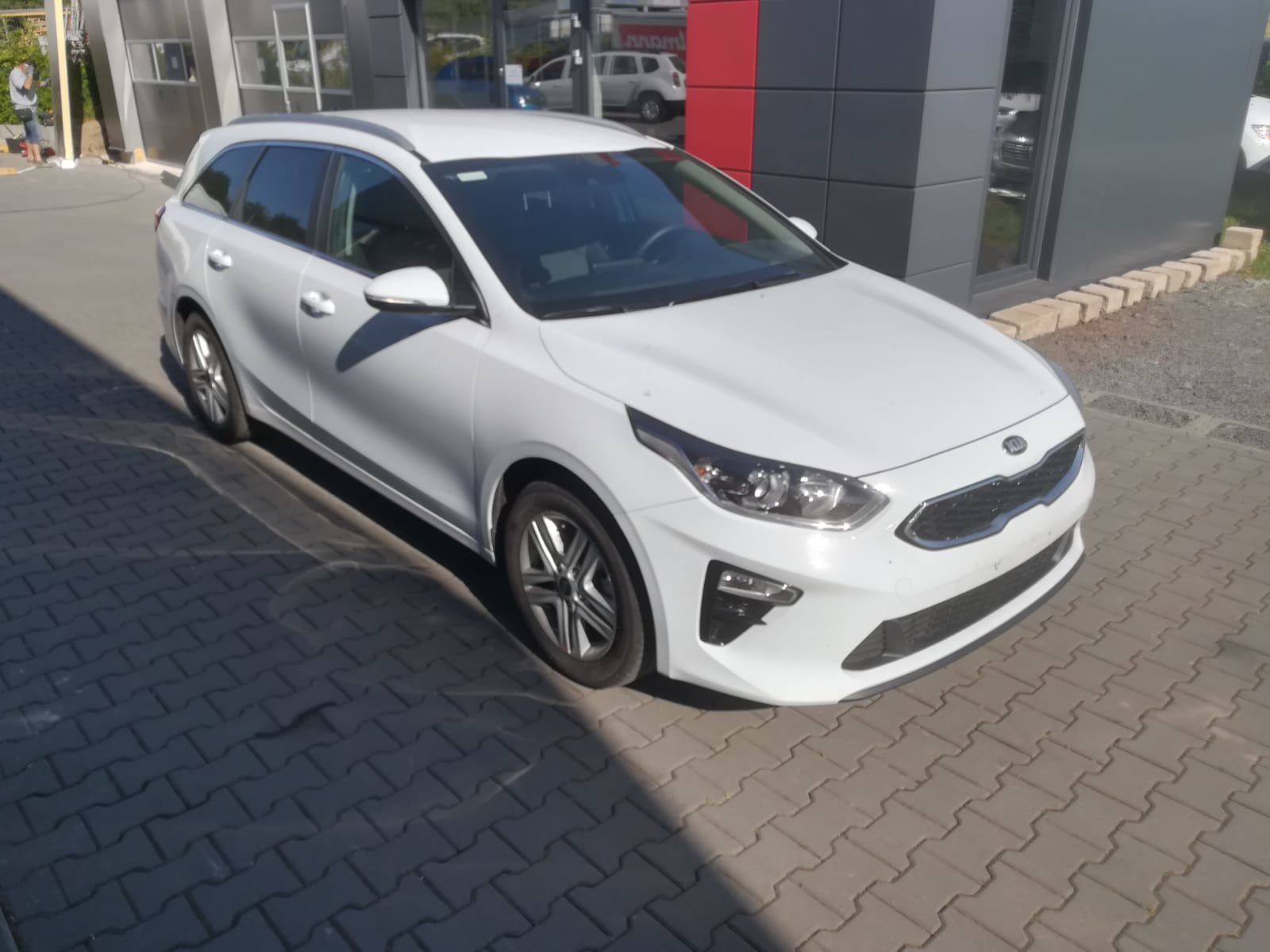 KIA CEED Cee'd SW*16Zoll*Klimatronic*PDC*UVM SOFORT Autosoft BV, Enschede