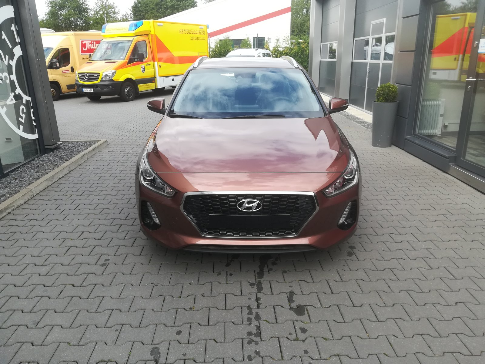 HYUNDAI I30 Kombi*PDC*15ZOLL*TEMPOMAT*FRONTASSIST* Autosoft BV, Enschede