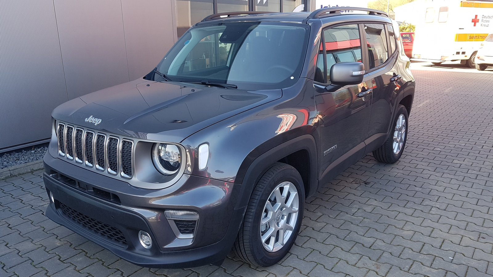 JEEP RENEGADE Limited*LED*Navi*Shzg*17Zoll*PDC* Autosoft BV, Enschede