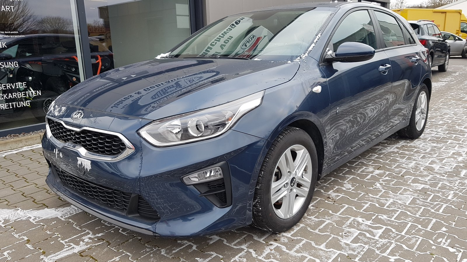 KIA CEED Cee'd Edition 7*16Zoll*PDC*Cam*Klima*AppConnect* Autosoft BV, Enschede