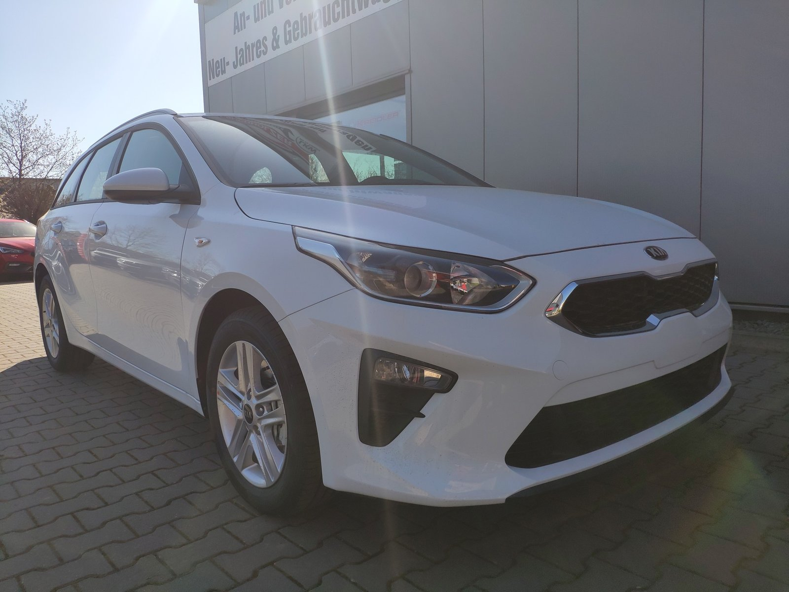 KIA CEED Cee'd 160PS SW AT Kamera*Sitzh.*App-Connect! Autosoft BV, Enschede