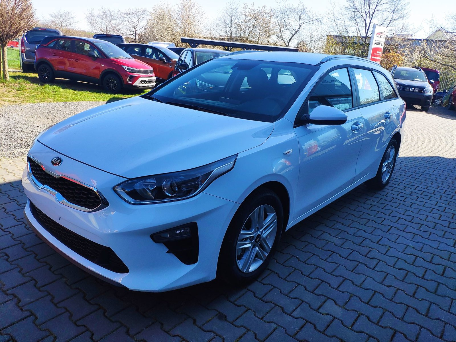KIA CEED Cee'd 160PS SW Kamera*Sitzheizung*App-Connect! Autosoft BV, Enschede