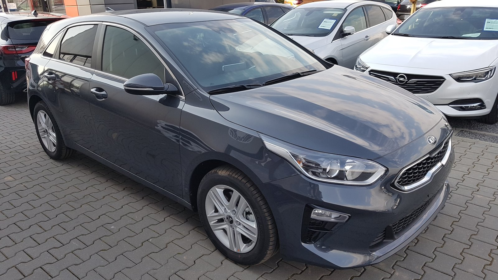 KIA CEED Cee'd 160PS AT Kamera*Sitzheizung*App-Connect! Autosoft BV, Enschede