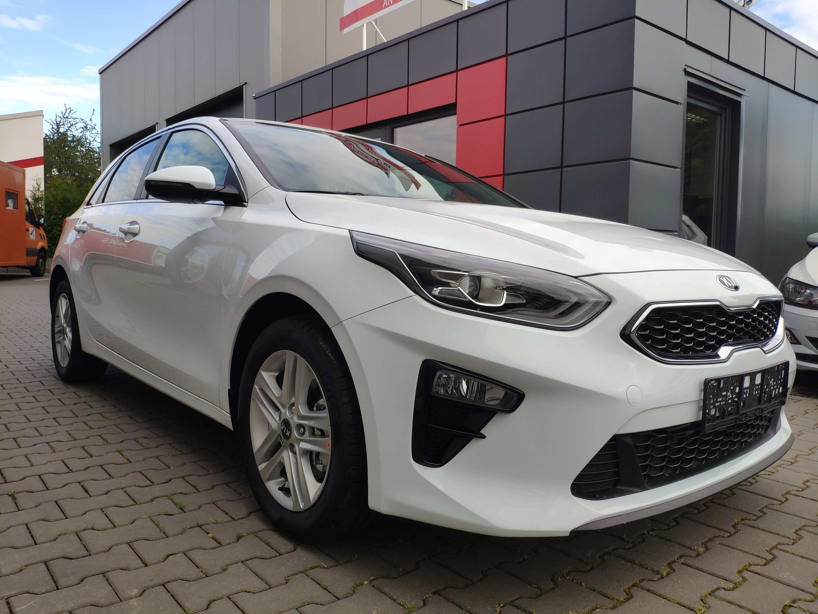 KIA CEED Cee'd Limo Kamera*Sitzheizung*App-Connect! Autosoft BV, Enschede