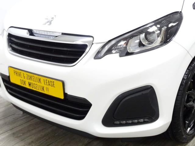 Peugeot 108 2017 Benzine