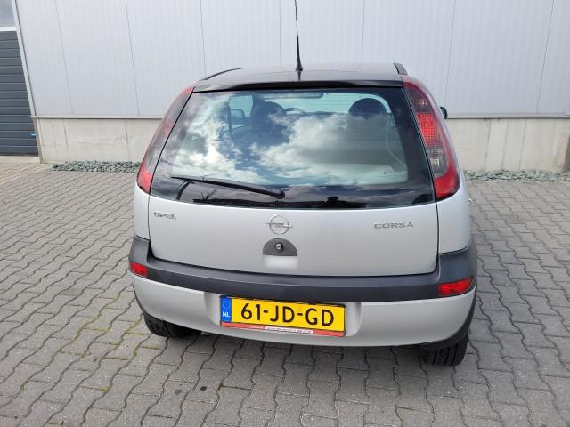 OPEL CORSA 1.2 AUTHENTIQUE Autobedrijf van der Meer, 9073 GN Marrum